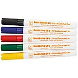 buttinette Porzellanmarker, 5 Stifte
