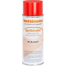 buttinette Colle en bombe aérosol, 400 ml