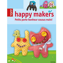 Livre 'happy makers'