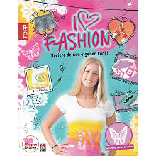 Buch 'I love fashion'