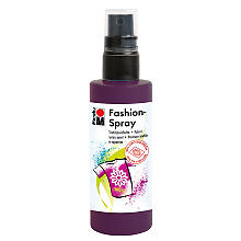 Marabu Fashion-Spray, pflaume, 100 ml
