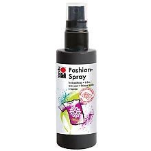 Marabu Fashion-Spray, grau, 100 ml