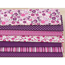 Patchwork- und Quiltpaket 'Berry Mix'