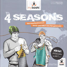 Buch 'myboshi - 4 seasons'