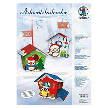 Ursus Adventskalender-Set 'Eule'
