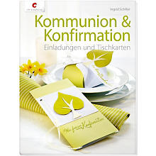Buch 'Kommunion & Konfirmation'