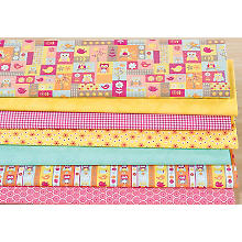 Patchwork- und Quiltpaket 'Happy Summer'