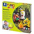 Fimo kids form & play Monster