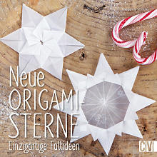 Buch 'Neue Origamisterne'