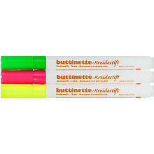 buttinette Kreidestifte-Set, bunt