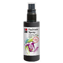Marabu Fashion-Spray, schwarz, 100 ml