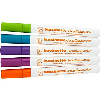 buttinette Porzellanmarker 'Trend'