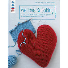 Livre 'We love Knooking'