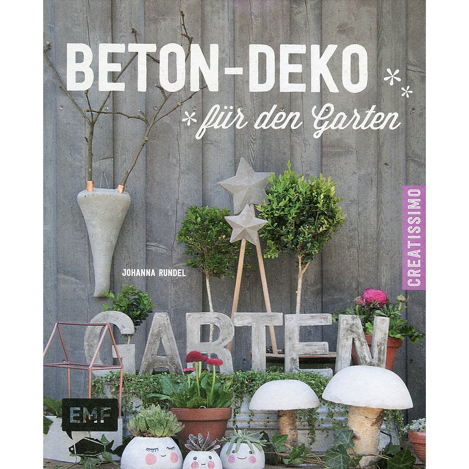 Luxus Beton Deko Design