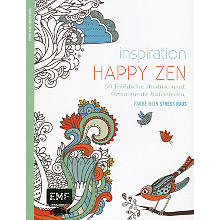 Buch 'Inspiration Happy Zen'