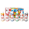 Marabu KIDS Bastelfarben, 6x 80 ml