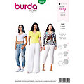 "burda Schnitt 6820 ""Basic Shirt"""