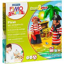 Fimo kids form & play Pirat