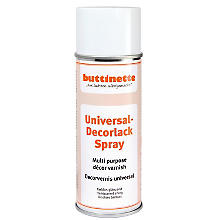 buttinette Universal-Decorlack-Spray, 400 ml