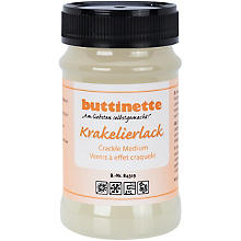buttinette Krakelierlack, 100 ml