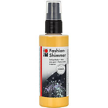 Marabu Fashion-Spray Shimmer, gold, 100 ml