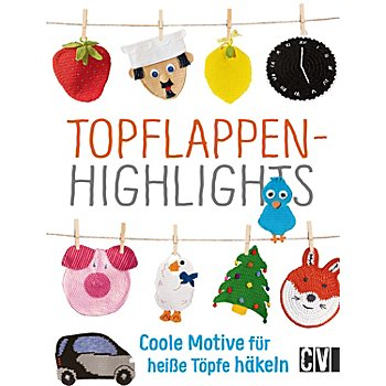 Buch 'Topflappen-Highlights'