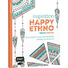 Buch 'Inspiration Happy Ethno'