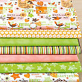 "Patchwork- und Quiltpaket ""Smile and fly"""