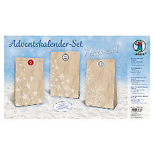Ursus Adventskalender-Set 'Natural'