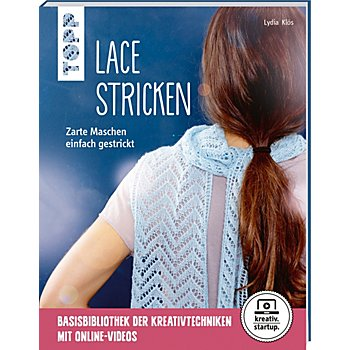 Buch 'Lace stricken'