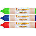 "buttinette Perlen-Maker Set ""Grundfarben"" 3x 30 ml"