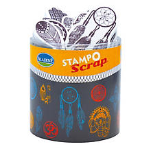 STAMPO Tampons 'style ethnique'