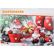 buttinette Kreativ-Adventskalender