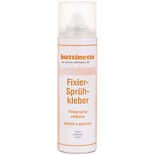 buttinette Fixier-Sprühkleber 250ml
