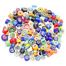 Set de millefiori, multicolore, 75 g