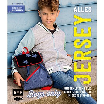 Buch 'Alles Jersey - Boys only'