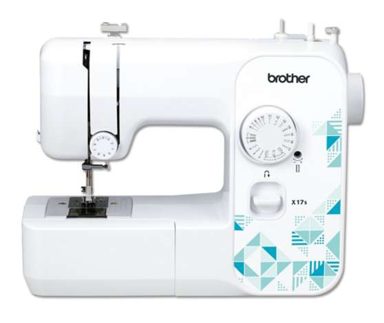 Brother Nahmaschine X17s Online Kaufen Buttinette Bastelshop