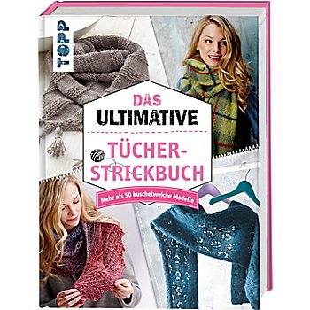 Buch 'Das Ultimative Tücher-Strickbuch'