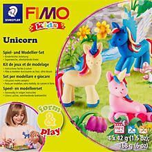 Fimo kids form & play Einhorn