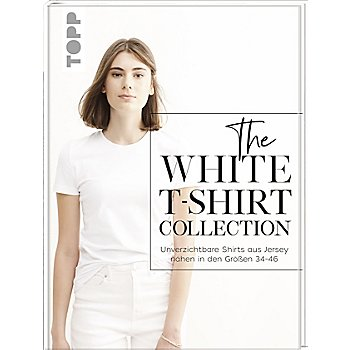 Buch 'The White T-Shirt Collection'