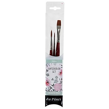 da Vinci Watercolor Set by May & Berry