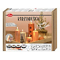 "Kerzendesign Set ""Shining Christmas"""