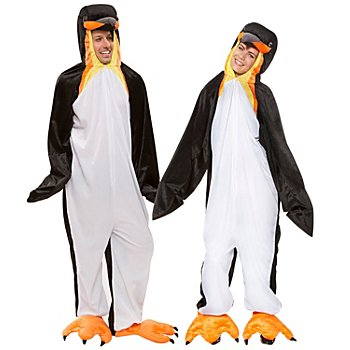 buttinette Pinguin Kostüm Unisex