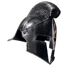 Gladiatorenhelm, Kinder