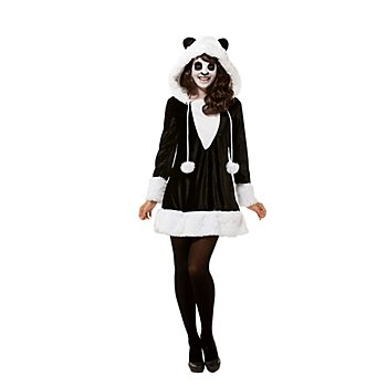 buttinette Kleid Panda