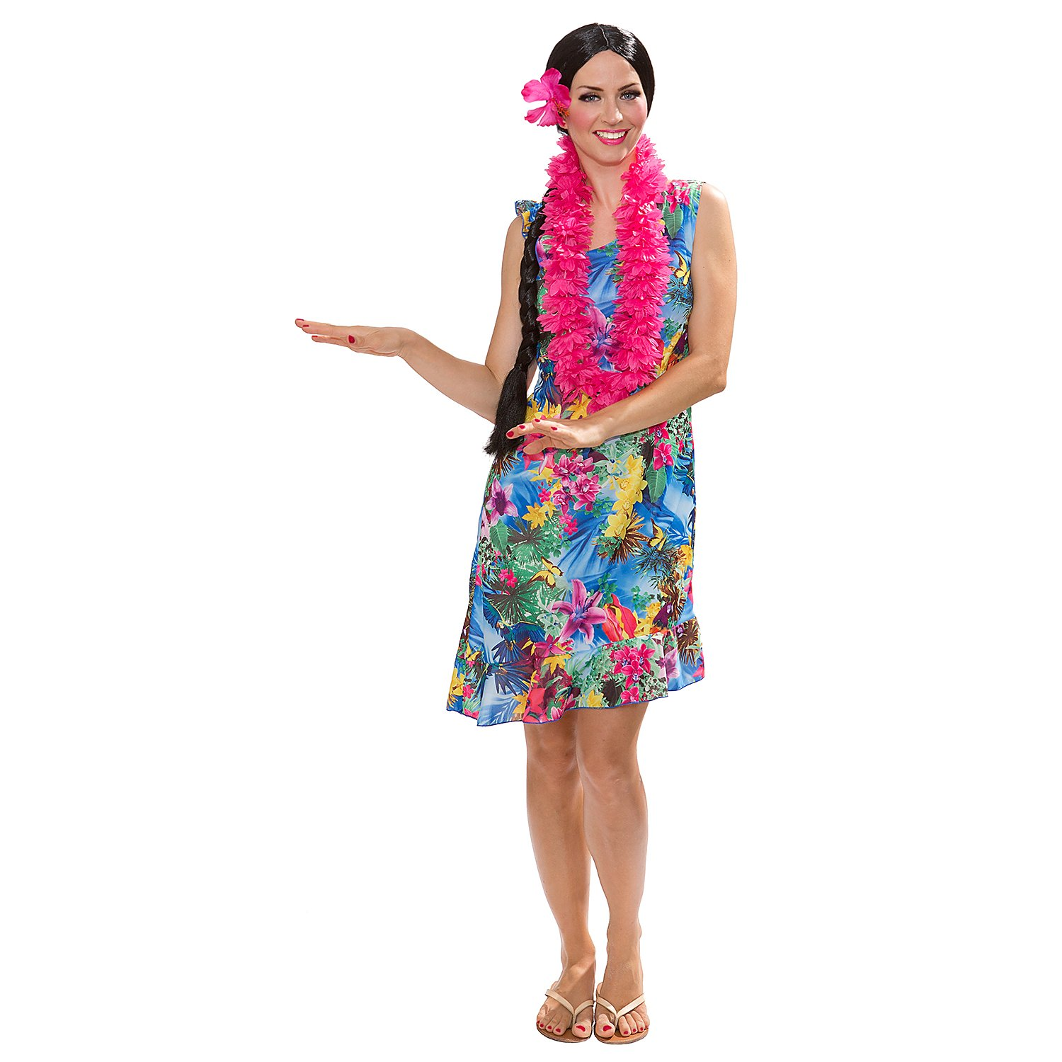 Hawaii Kleid online kaufen | buttinette Karneval Shop