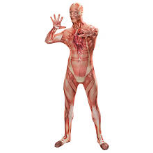Morphsuit 'Beating Heart Muscle'