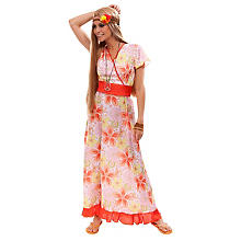 buttinette Robe hippie