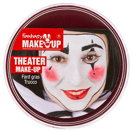 FANTASY Theater-Make-Up, weinrot