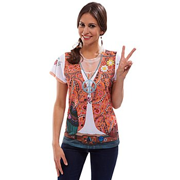 Hippie Shirt 'California' für Damen